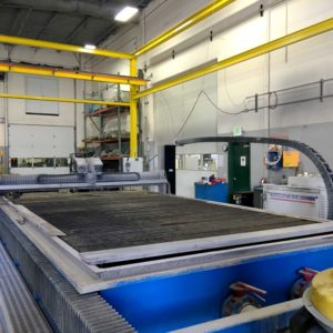 water jet cutting service