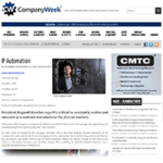 IPA featured in CompanyWeek