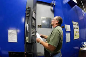 engineering machining turning center