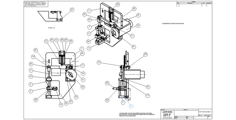 engineering-design-key-pushing-actuator-assembly